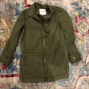 Made well army green jacket